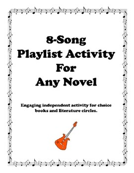 8-Song Playlist for Any Novel