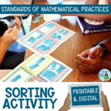 Standards for Mathematical Practices Sorting Activity DIST