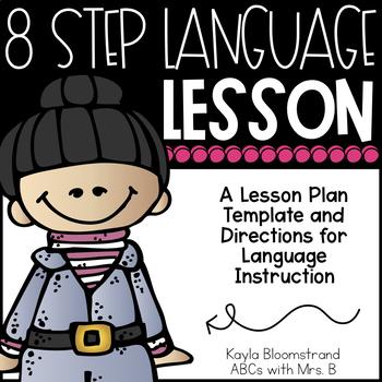 8 Step Language Lesson