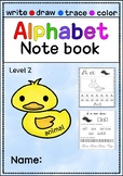 8 Steps Alphabet note2 (Animal ABC order)