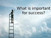 8 Steps To Success ESL Lesson