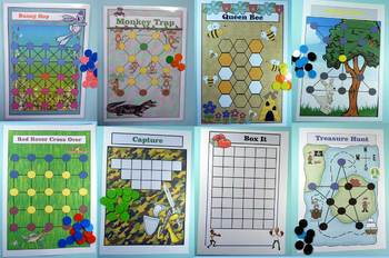 8 Strategy Games to teach thinking skills