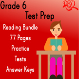 ⭐Reading Comprehension Passages and Questions | Vocabulary | Test Prep