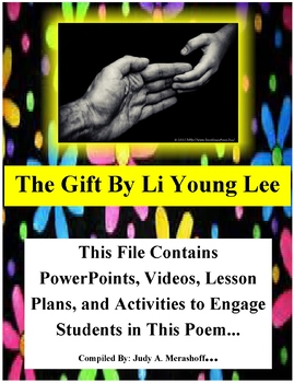 The Gift by Li Young Lee Teacher Supplemental Resources Fun Engaging
