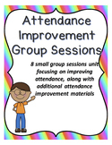 8-Week Group Counseling Attendance Lessons