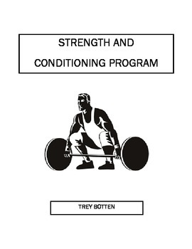 8 Week Strength and Conditioning Program