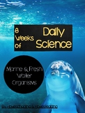 Distance Learning|Home Learning| 8 Weeks of Daily Science: