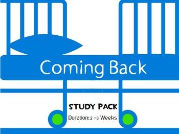 'Coming Back' David Hill