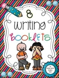 8 Writing Booklets {Great For Writing Samples}