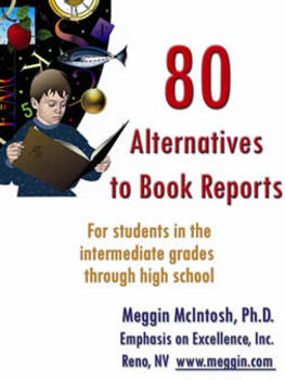 80 Alternatives to Book Reports