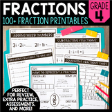 Fraction Printables