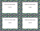 80 Math Task Cards Review  LCM's and GCF's- Earth Day Theme-Grades 5-6