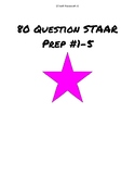 80 Question STAAR Bundle
