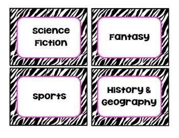 80+ Zebra Printable Labels