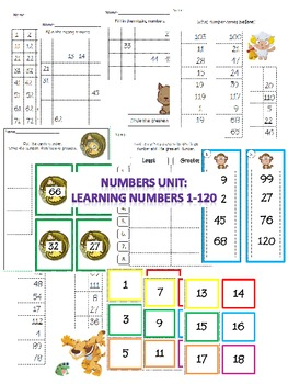 81 Numbers Unit:1-120