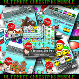 810 Images!! ULTIMATE CHRISTMAS BUNDLE!!! {The Teacher Stop}