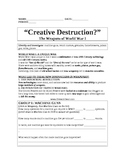 UNIT 11 LESSON 6. WWI#6: Weapons of World War I WEBQUEST QUESTIONS