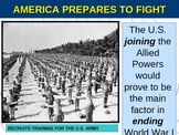 WORLD UNIT 11 LESSON 7. WWI#7: The Great War Ends POWERPOINT