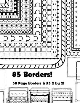 85 Border Bundle