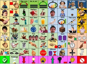 72 Spanish Graduated Core Board