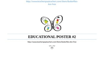 (8.5 X 14) Educational Poster #2