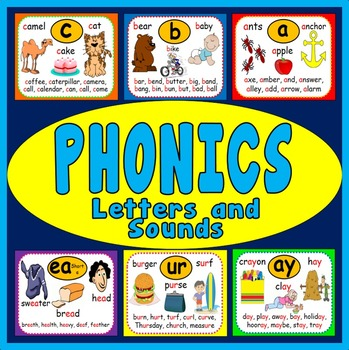 88 PHONICS FLASHCARDS A4 LITERACY LETTERS AND SOUNDS LITERACY EYFS KS1