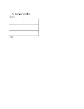 8A Quiz- Realidades 1 -er/-ir preterite, Ir in the preterite