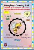 HONEY BEE FACTS: QUEEN BEE-DIFFERENTIATED WORKSHEETS-SET 2-PORTRAIT-8a2