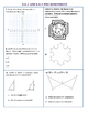 8.G.1-9 ALL STANDARDS Common Core Pre AND Post Assessments/Tests