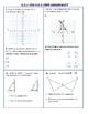 8.G.1/2 Common Core Post-Assessment/Test