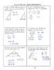 8.G.3/4 Common Core Pre-Assessment/Test