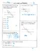 8.G.5 Common Core Pre-Assessment/Test
