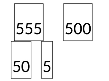 8M-NSCE 1a Decomposing Numbers