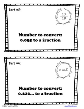8.NS.1 Rational and Irrational Numbers: Cooperative Learning Activities