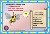 HONEY BEE FACTS: WORKER BEE - DIFFERENTIATED WORKSHEETS-LANDSCAPE-8c1