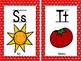 8d. Benchmark Advance Red Framed 1/2 sheet Flash Cards