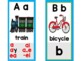 8i. Benchmark Advance Small Sound-Spell Poster or Flash Cards (Complete Set)