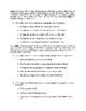 8th-10th El Chapo-Test Prep Question Stems, Hip Hop Article, Short Answer