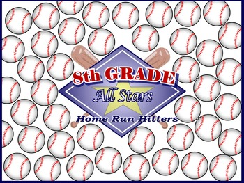 8th Grade All Stars