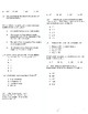 8th Grade Angles/Transversals EDIATBLE TEST