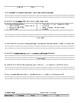 8th Grade Argumentative Outline