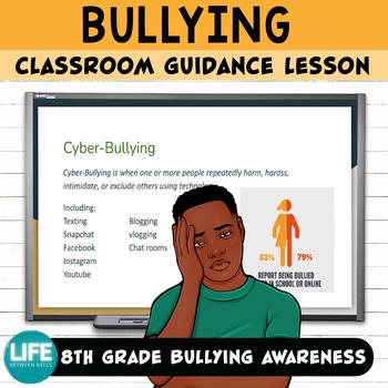 8th Grade Bullying Lesson