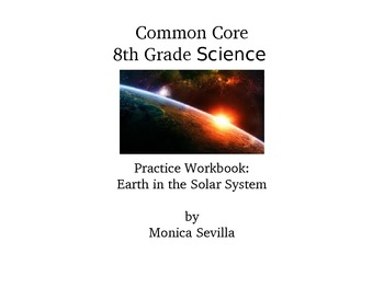8th Grade CST Earth in the Solar System Review Powerpoint