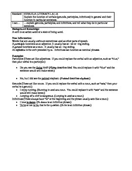 8th Grade Common Core Conventions Workbook