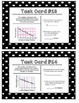 8th Grade Common Core Math [Task Cards] Scatter Plots and Line of Best Fit