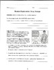 8th Grade Common Core STEM Math Curriculum, 1st Quarter