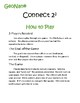 8th Grade Connect 2 Squared Expressions & Equations Game