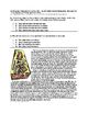 8th Grade Cultural Literature Common Core Question Set
