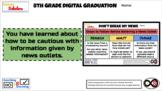 8th Grade ELA Digital Citizenship - Digital Citizenship Graduation