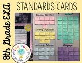 8th Grade ELA CCSS Standards Cards